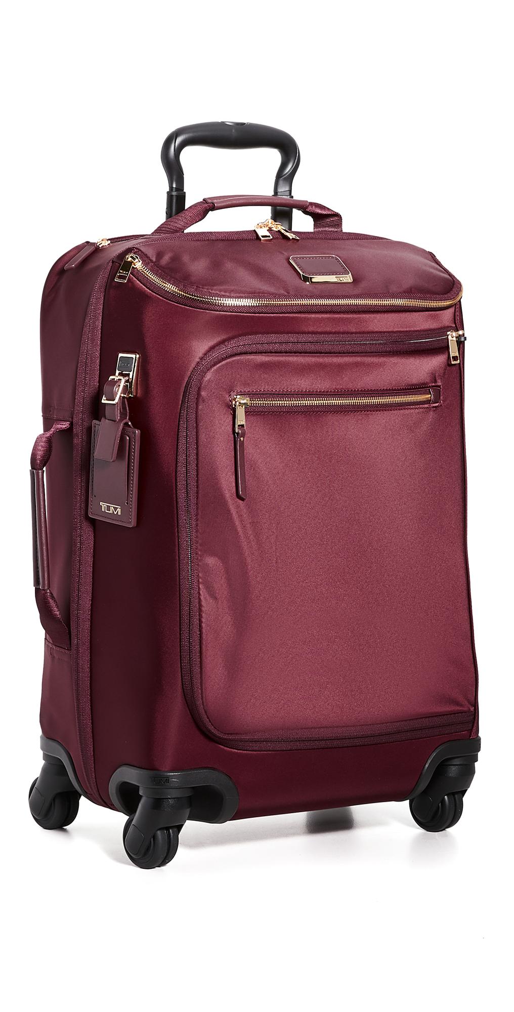 Tumi Leger International Carry On Suitcase