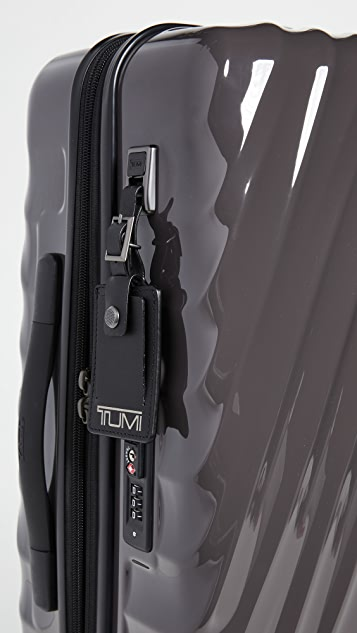 TUMI International Expandable 4 Wheel Carry On