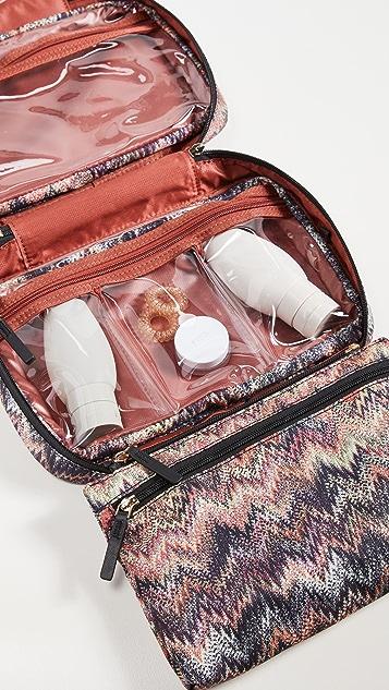 TUMI x Missoni Marina Cosmetic Case