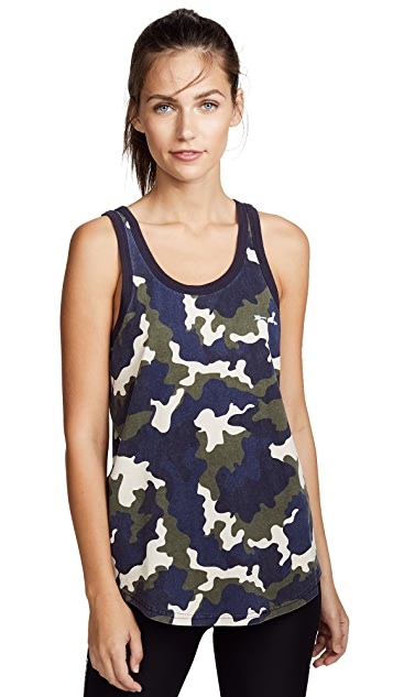 The Upside French Camo Issy Tank