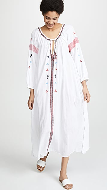 The Upside Marseille Kaftan