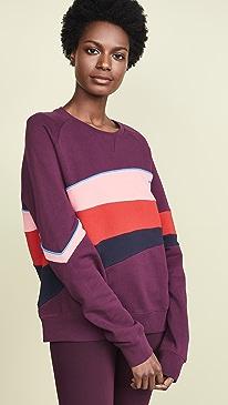 Retro Bondi Crew Sweatshirt