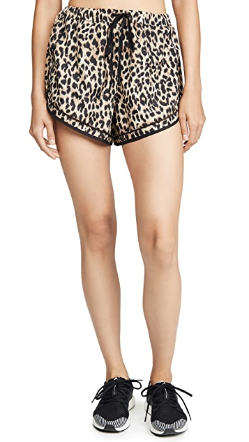 The Upside Leo Violet Shorts