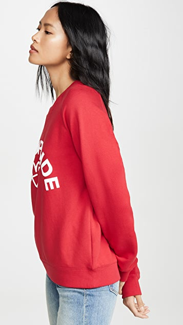 The Upside One Love Bondi Crew Sweatshirt
