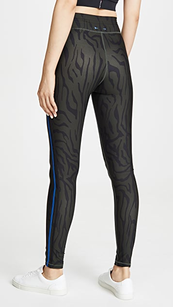 The Upside Midnight Tiger Yoga Pants