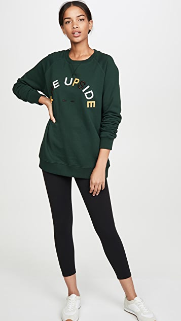 The Upside Horsehoe Sid Crew Sweatshirt