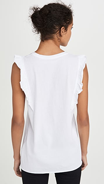 The Upside Frill Muscle Tank