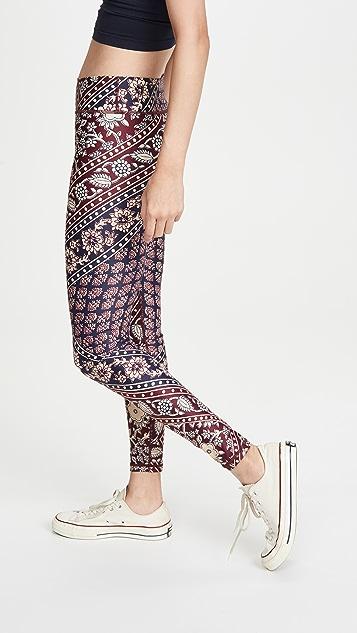 The Upside Turkish 瑜伽裤