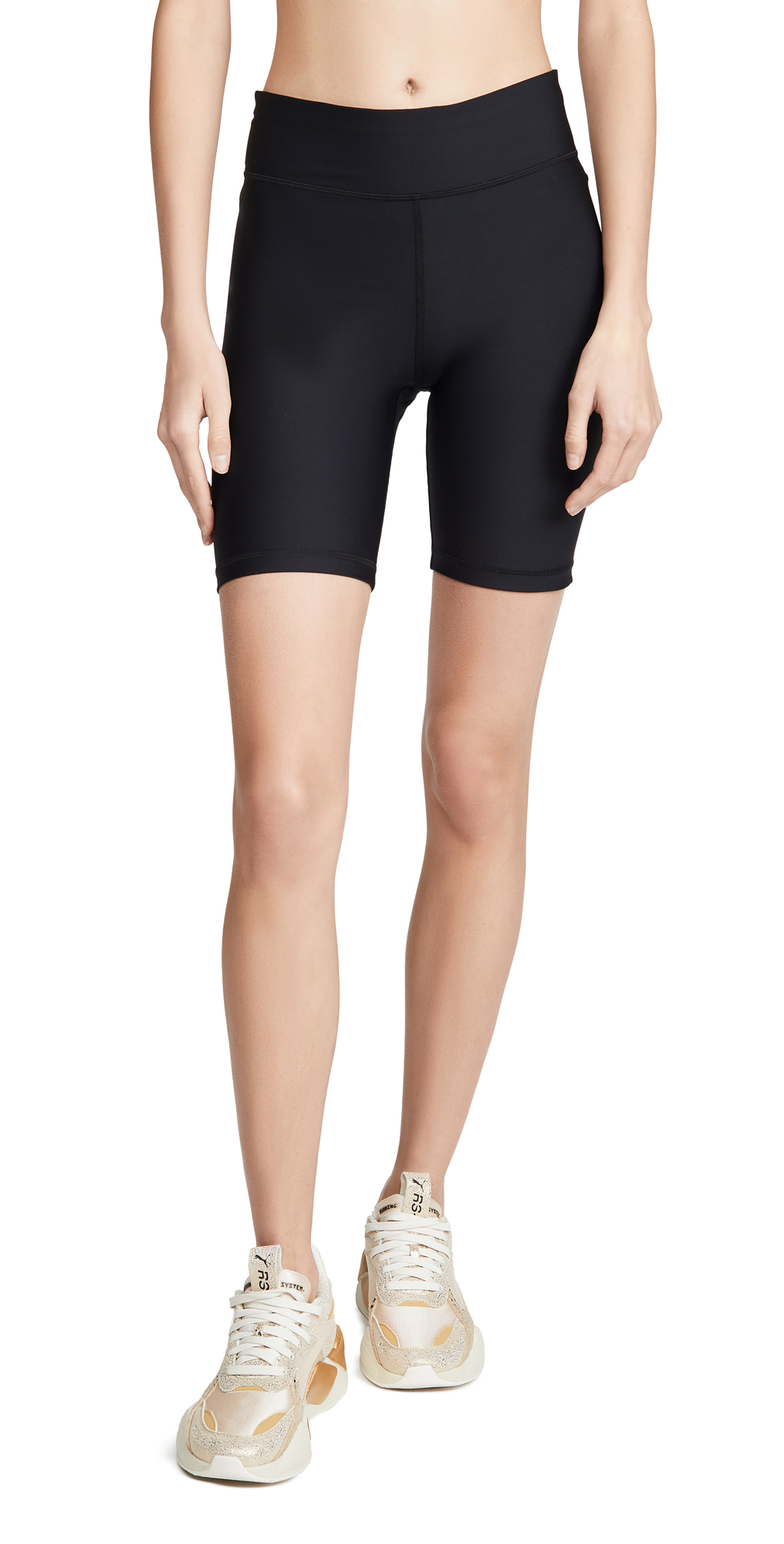 The Upside Matte Spin Shorts