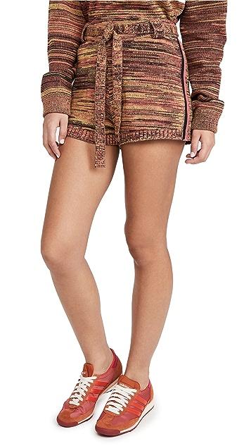 The Upside Nitara Knit Shorts