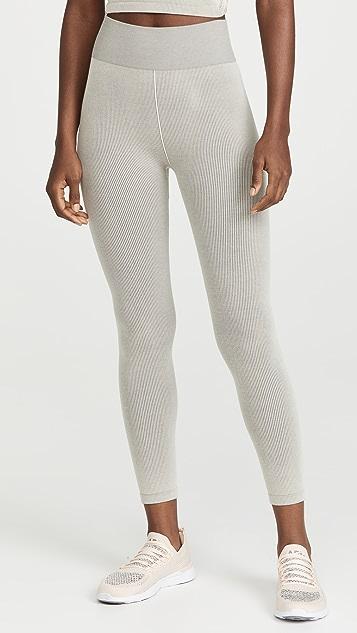 The Upside Circular Knit Midi Pants