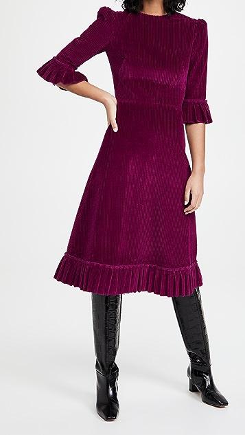 The Vampires Wife The Festival Knee Length Dress