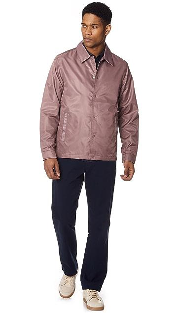 The Very Warm Coach's Jacket