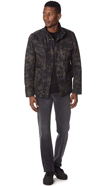 The Very Warm Camo M65 Jacket