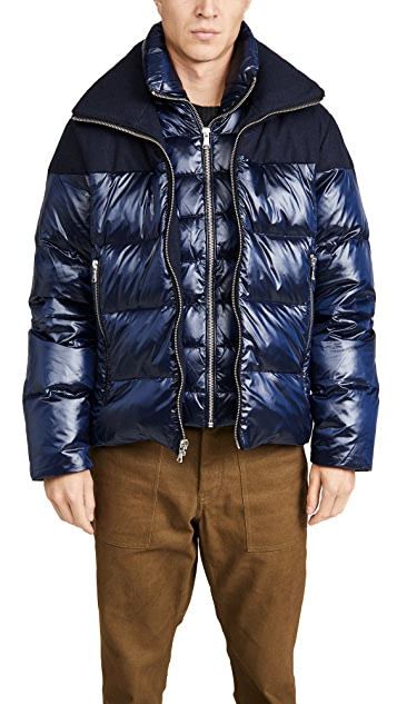 The Very Warm Logan Puffer Jacket