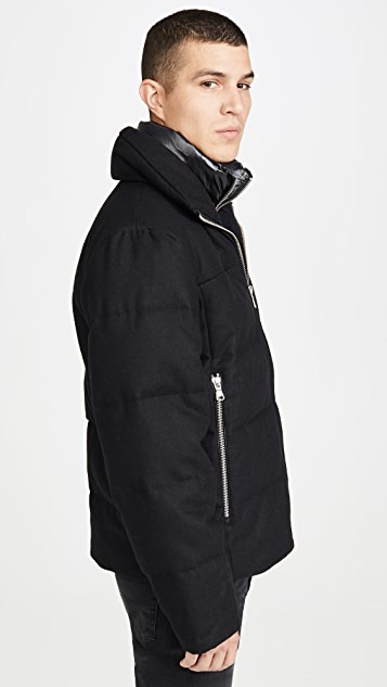 The Very Warm Crosby Puffer Jacket