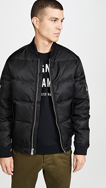 The Very Warm Vandal Bomber Jacket
