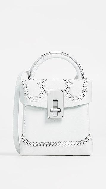 2cbc0c2fac71 THE VOLON Alice Box Bag ...