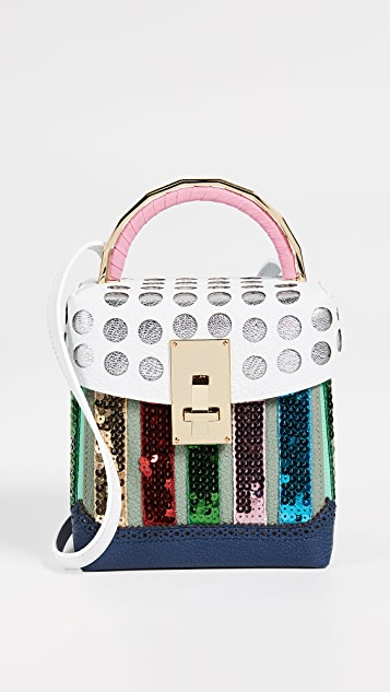 THE VOLON Rainbow Box Bag