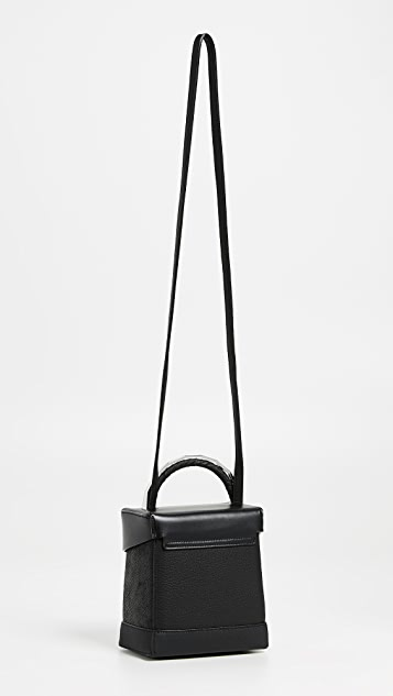 THE VOLON Great L. Box Basic Bag