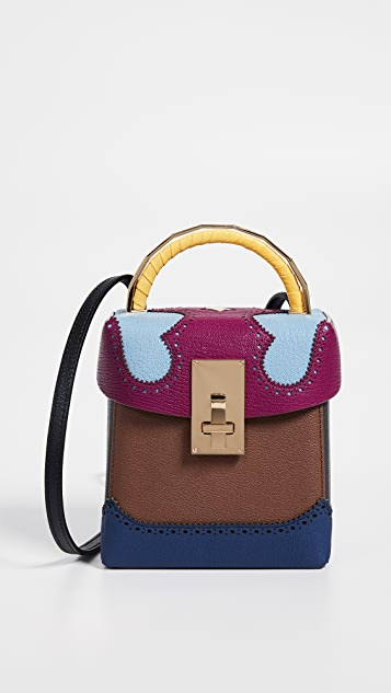 THE VOLON Great Alice Box Bag