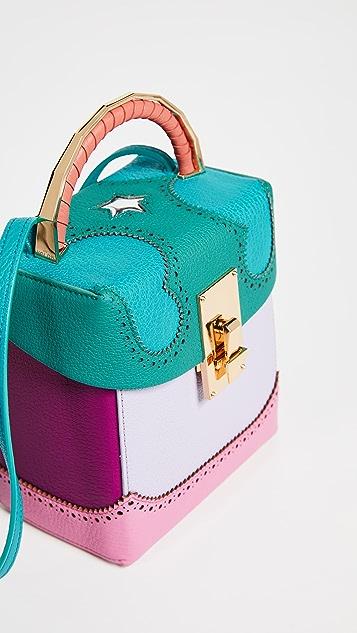 THE VOLON Exclusive Great Alice Box Bag