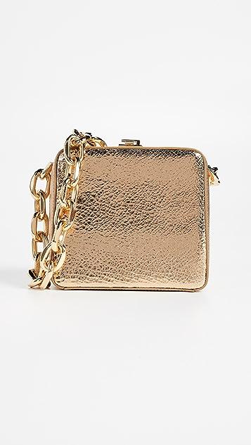 THE VOLON Cube Chain Bag