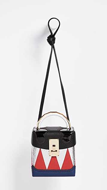 THE VOLON Box London Bag