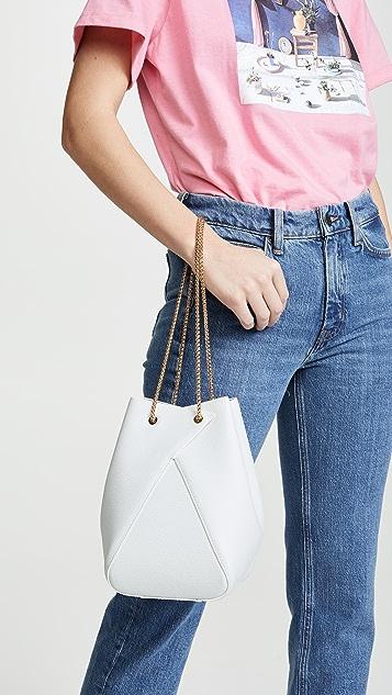 THE VOLON Mani Bucket Bag