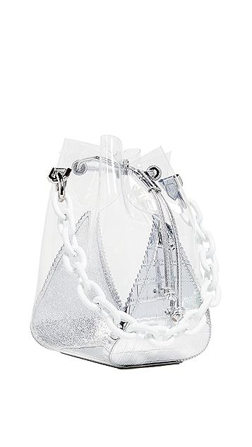 THE VOLON Mani Mini Bucket Bag