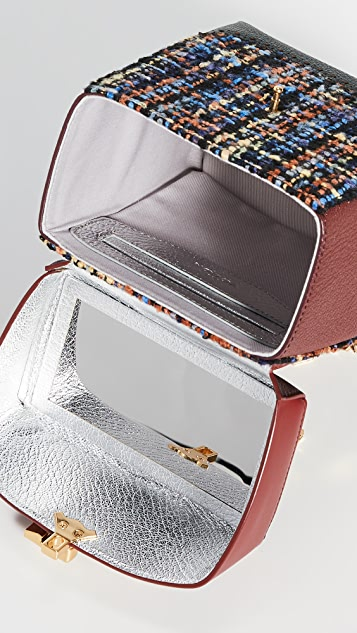THE VOLON Объемная сумка Great L. Alice