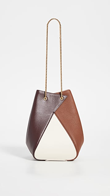 THE VOLON Mani Bucket Bag