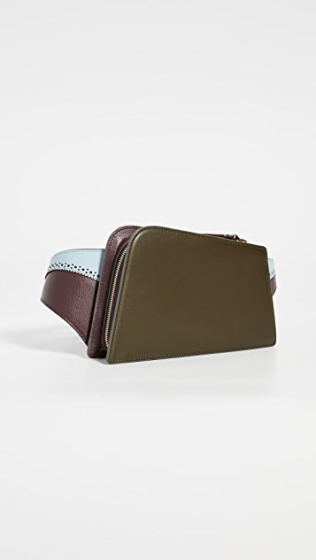 THE VOLON Поясная сумка Dia
