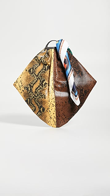 THE VOLON Gao Scarf Bag