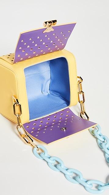 THE VOLON Cube 斜挎包