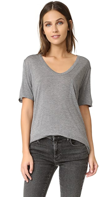 alexanderwang.t Classic T Shirt with Pocket
