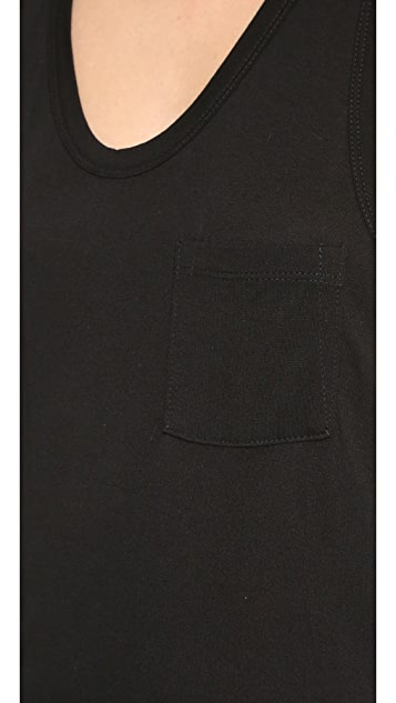 alexanderwang.t Classic Tank with Pocket