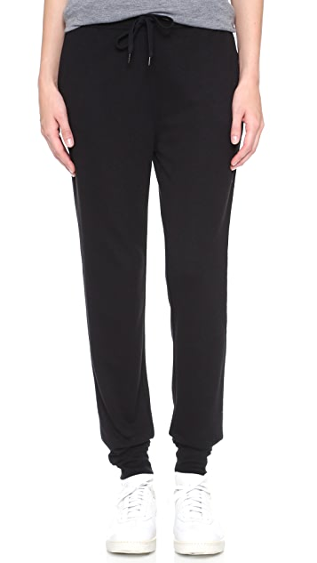 alexanderwang.t Soft French Terry Sweatpants