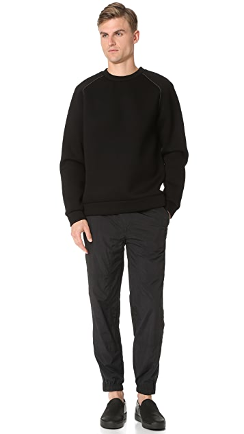 T by Alexander Wang Pants with Knee Pocket