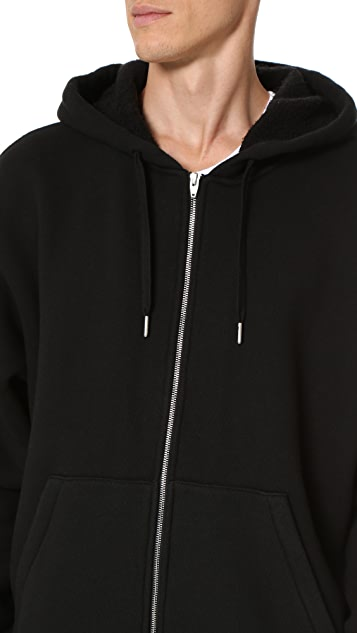 T by Alexander Wang Oversized Hoodie
