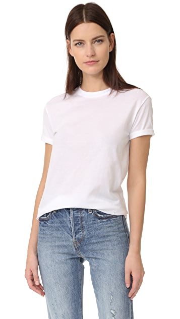 T by Alexander Wang Crew Neck Tee