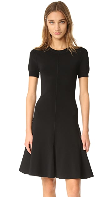 short sleeve dress - Black Alexander Wang vSia8