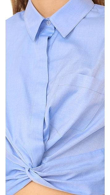 T by Alexander Wang Long Sleeve Shirt