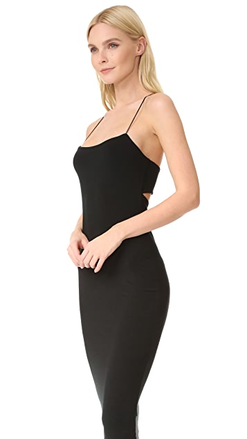 T by Alexander Wang Strappy Cami Tank Dress