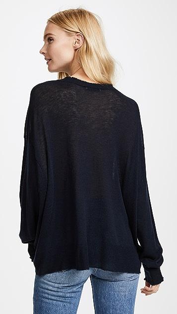 alexanderwang.t Long Sleeve Pullover