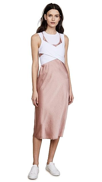 alexanderwang.t Wash & Go Woven Dress