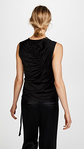 T by Alexander Wang Asymmetrical Top