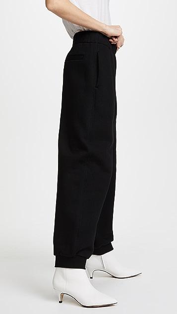 alexanderwang.t Fleece High Waisted Pants