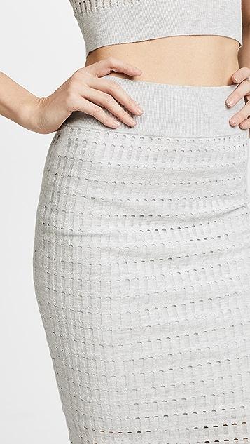 alexanderwang.t Lace Skirt