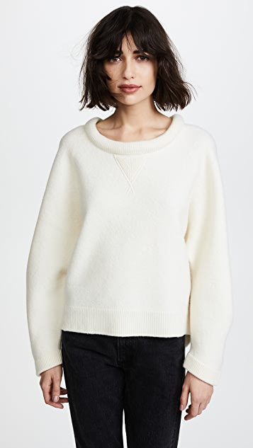 alexanderwang.t Round Neck Sweater